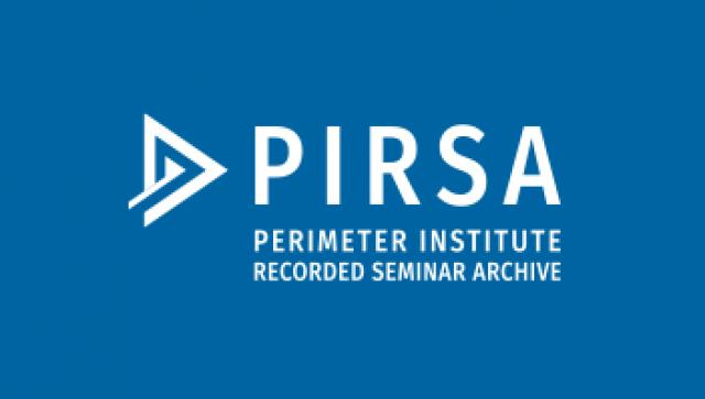 PIRSA white logo on blue background