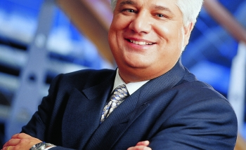 Mike Lazaridis portrait