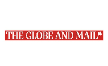 The Globe and Mail logo card