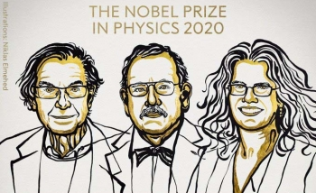 Nobel Winners 2020 illustration