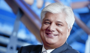Portrait of Mike Lazaridis